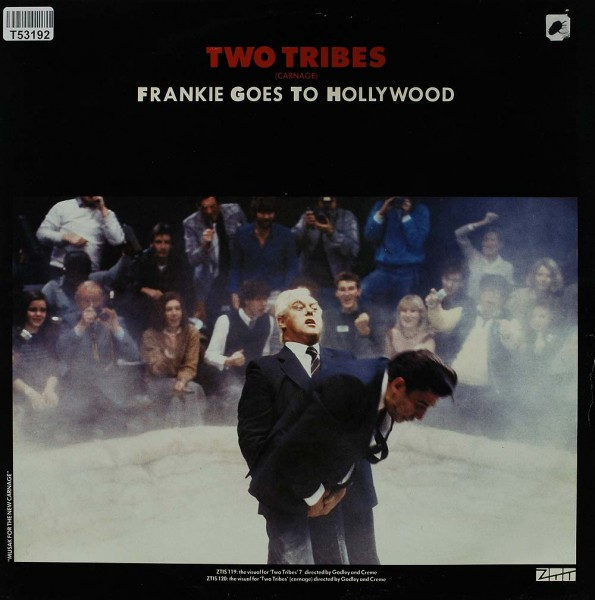 Frankie Goes To Hollywood: Two Tribes (Carnage)