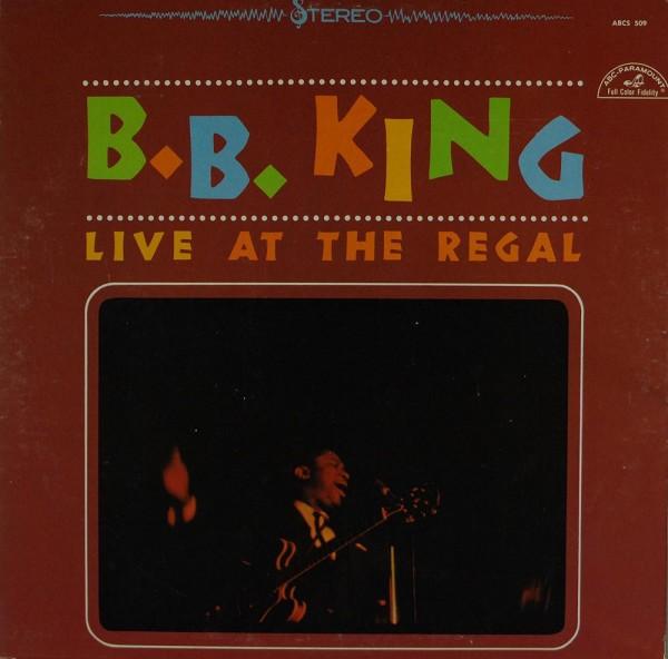 B.B. King: Live At The Regal