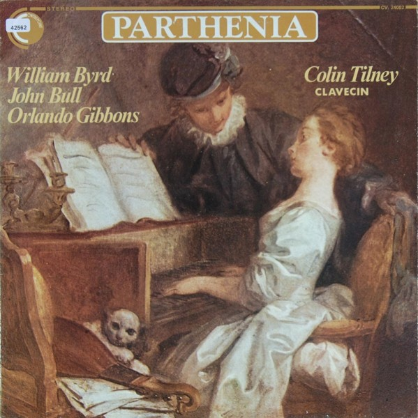 Tilney, Colin: Parthenia