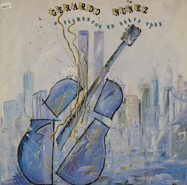 Nunez, Gerardo: Flamencos en Nueva York