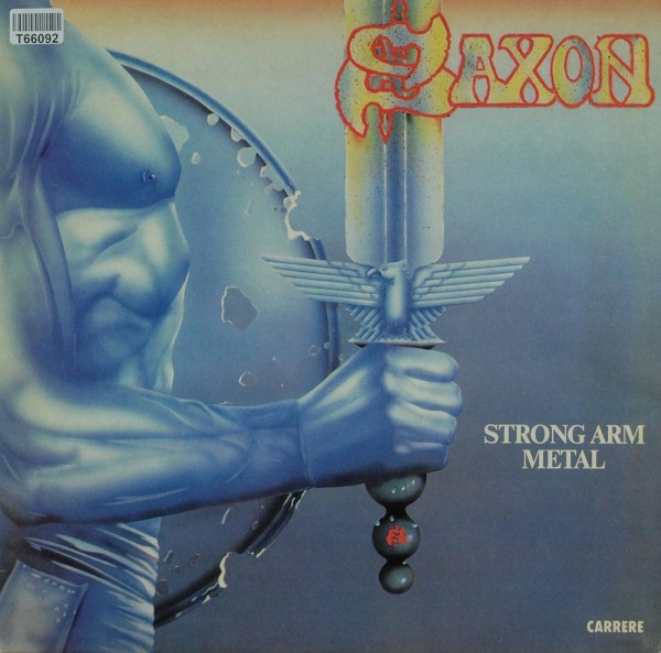 Saxon: Strong Arm Metal