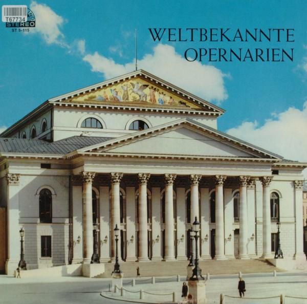 Various: Weltbekannte Opernarien