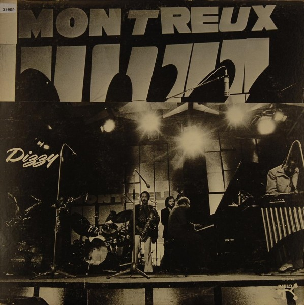 Gillespie, Dizzy: The D. G. Big 7 at the Montreux Jazz Festival 1975