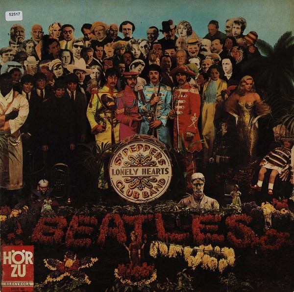 Beatles, The: Sgt. Pepper´s Lonely Hearts Club Band