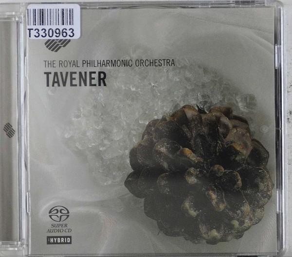 John Tavener - Justin Brown , The Royal Phil: The Protecting Veil / Thrinos / Eternal Memory