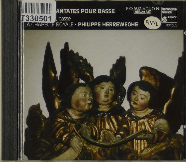 Johann Sebastian Bach - Peter Kooij, La Chap: Cantates Pour Basse