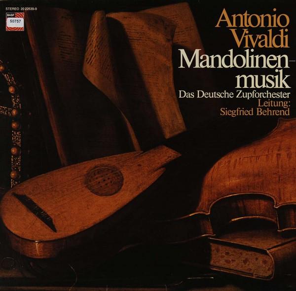 Vivaldi: Mandolinenmusik
