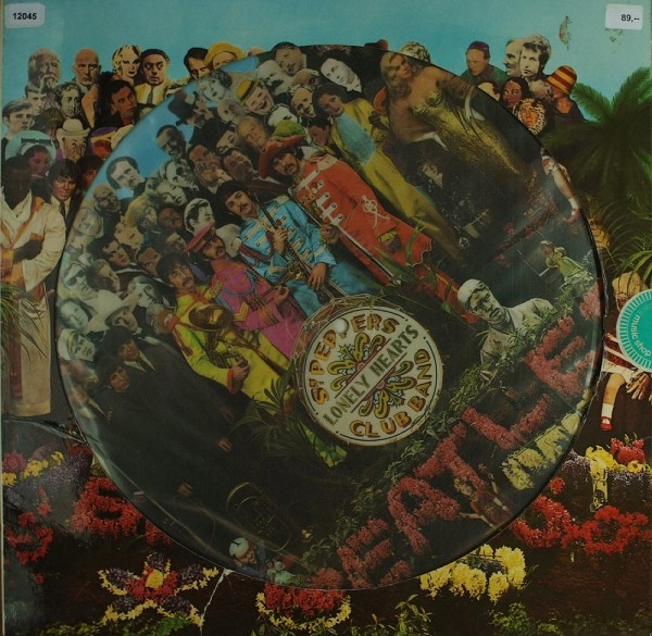 Beatles, The: Sgt. Pepper`s Lonely Hearts Club Band
