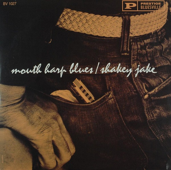 Shakey Jake: Mouth Harp Blues