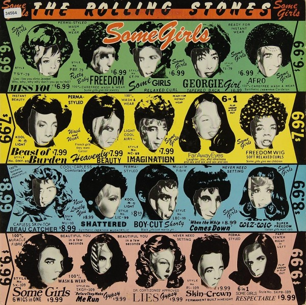 Rolling Stones, The: Some Girls
