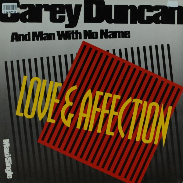 Carey Duncan & Man With No Name: Love And Affection