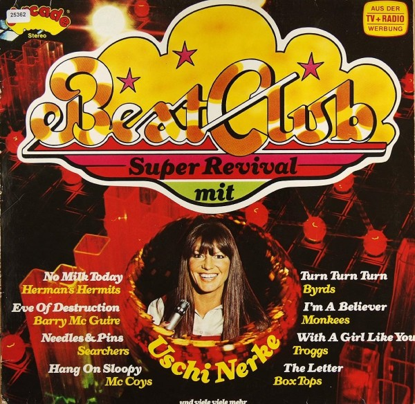 Various: Beat Club (Super Revival mit Uschi Nerke)