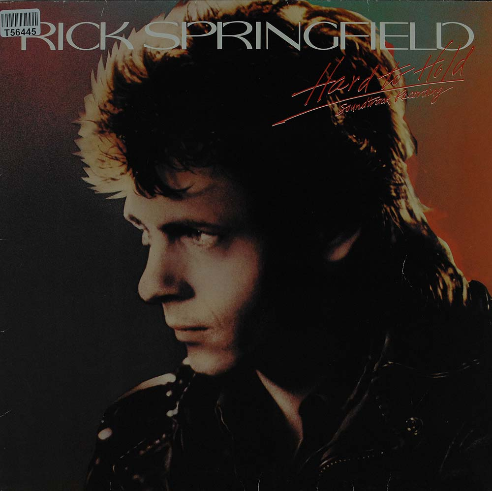rick springfield hard to hold soundtrack recording soundtrack score musical rock pop und. Black Bedroom Furniture Sets. Home Design Ideas