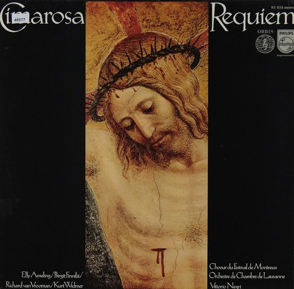 Cimarosa: Requiem