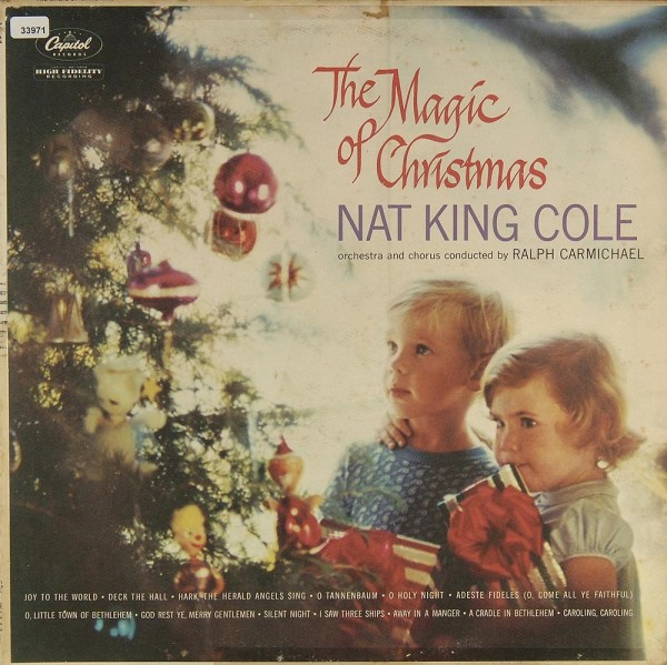 Cole, Nat King: The Magic of Christmas