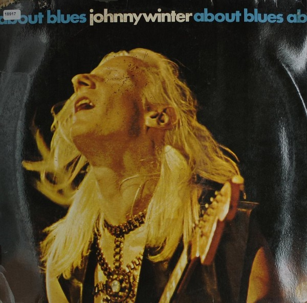 Winter, Johnny: About Blues