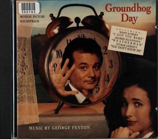 Various. George Fenton - Soundtrack: Und täglich grüßt das Murmeltier