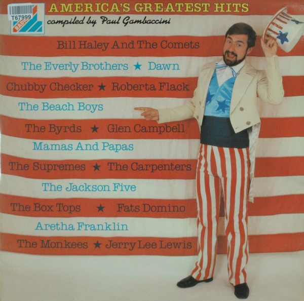 Various: America's Greatest Hits