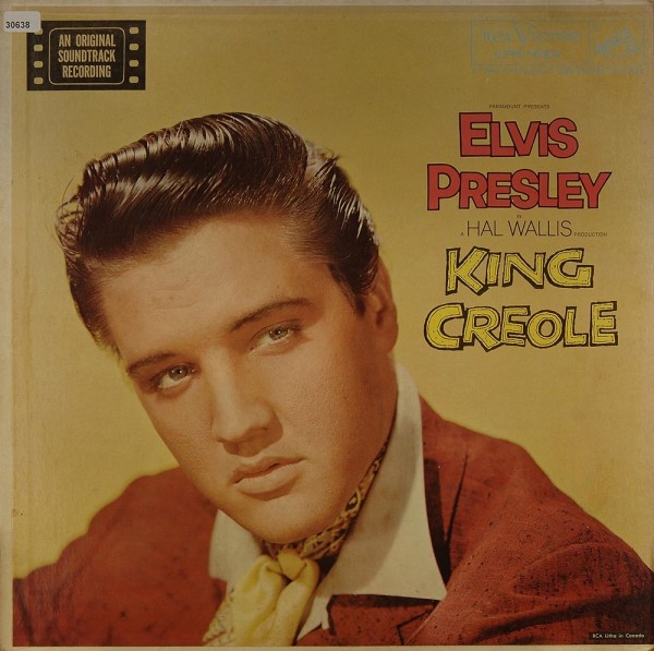 Presley, Elvis (Soundtrack): King Creole