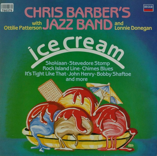 Chris Barber's Jazz Band: Ice Cream