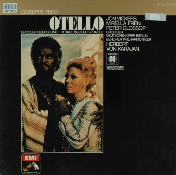 Berliner Philharmoniker, Herbert von Karaja: Guiseppe Verdi - Otello / Grosser Querschnitt In Italie