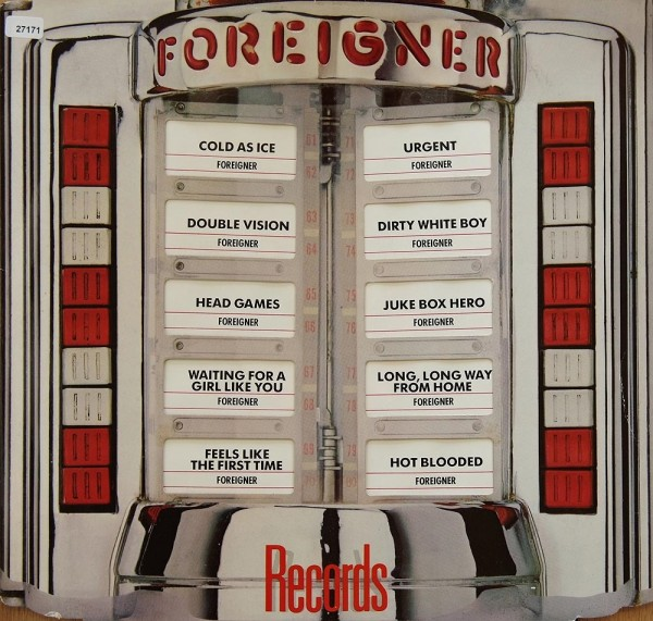 Foreigner: Records