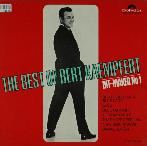 Bert Kaempfert: The Best Of Bert Kaempfert - Hit-Maker No 1