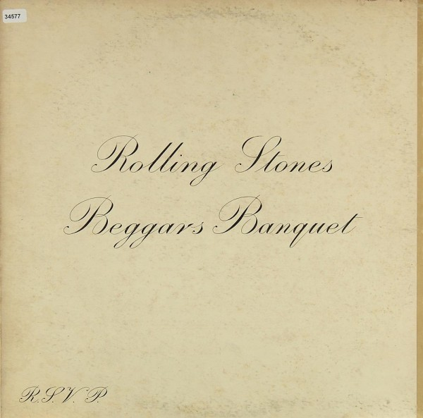 Rolling Stones, The: Beggars Banquet