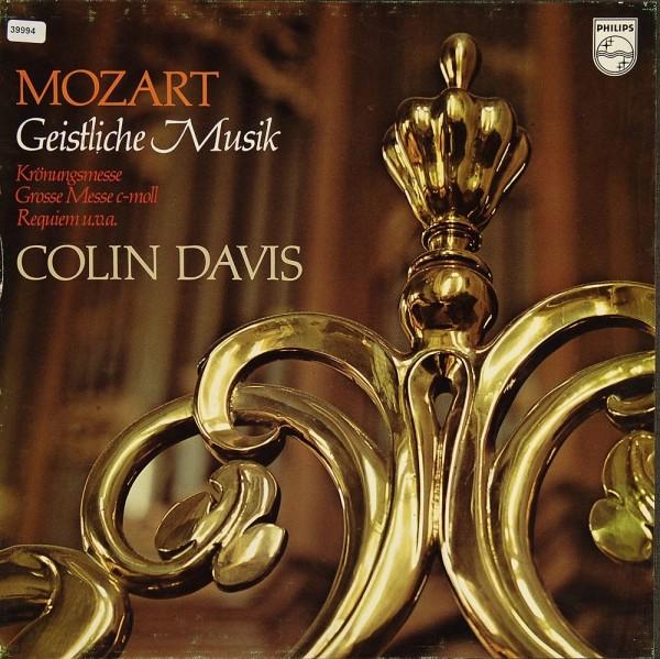 Mozart: Geistliche Musik