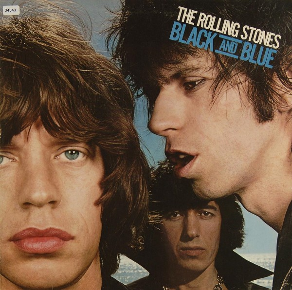 Rolling Stones, The: Black and Blue