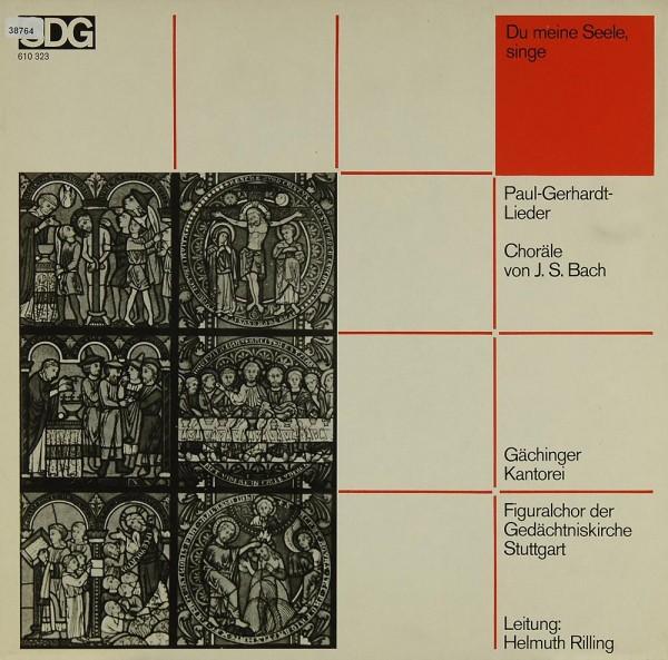 Gerhardt / Bach: Paul-Gerhardt-Lieder / Choräle von Bach