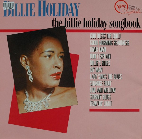 Billie Holiday: The Billie Holiday Songbook