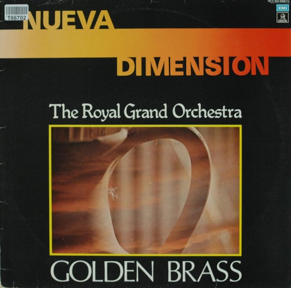 The Royal Grand Orchestra: Golden Brass