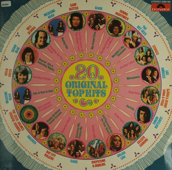 Various: 20 Original Top Hits