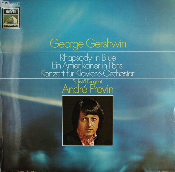 Gershwin: Rhapsody in Blue / Ein Amerikaner in Paris