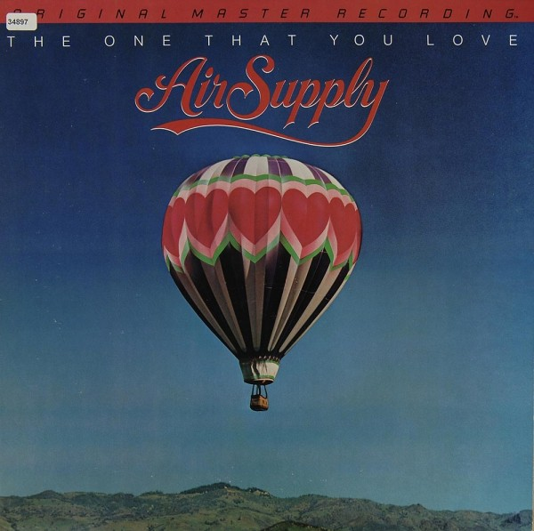 Air Supply: The One that you Love