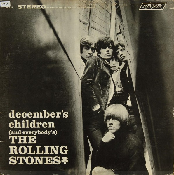 Rolling Stones, The: December´s Children (and everbody´s)