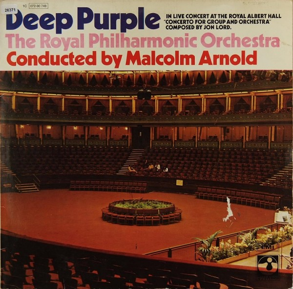 Deep Purple & The Royal Philharmonic Orchestra: Concerto for Group and Orchestra
