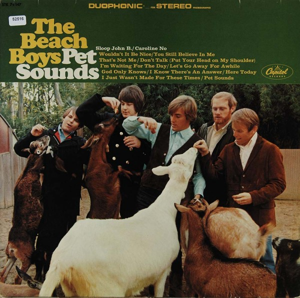 Beach Boys, The: Pet Sounds