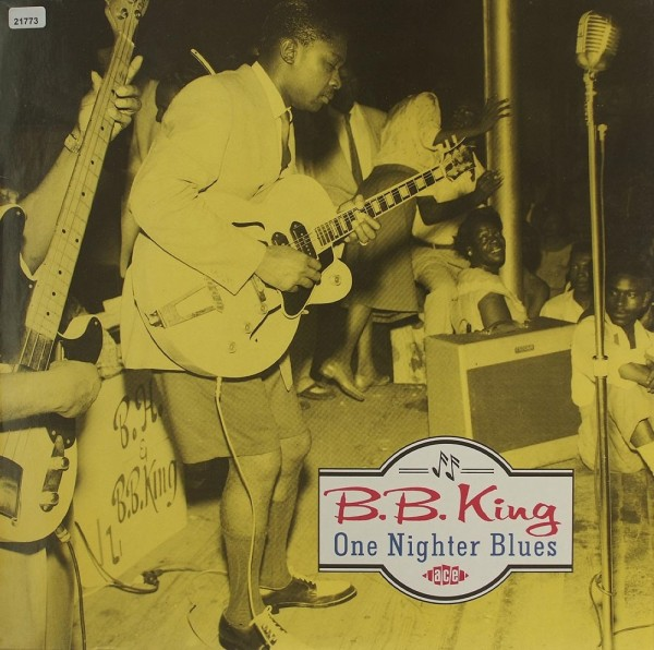 King, B.B.: One Nighter Blues