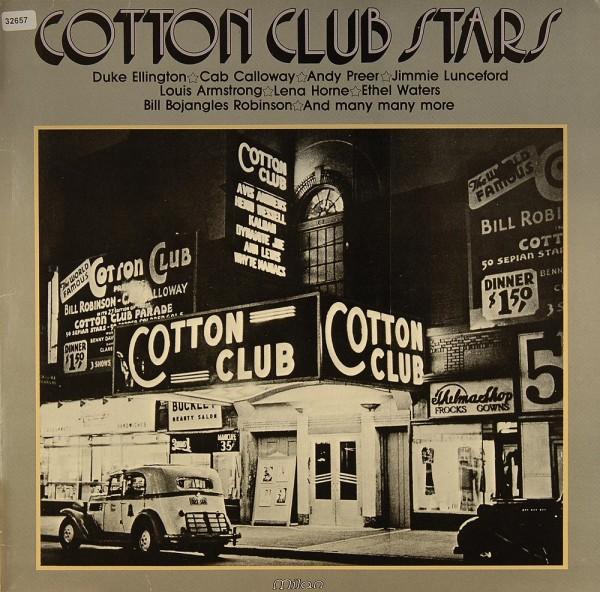 Various: Cotton Club Stars