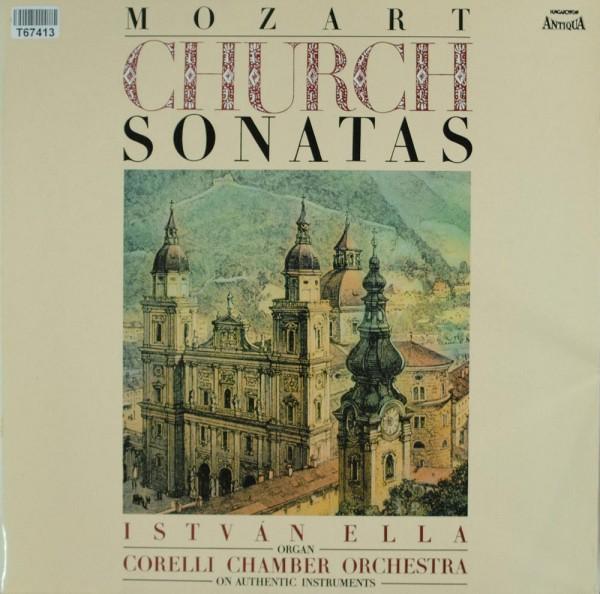Wolfgang Amadeus Mozart, István Ella / Core: Church Sonatas