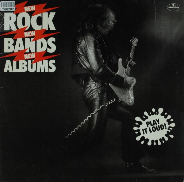 Various: New Rock New Bands New Albums