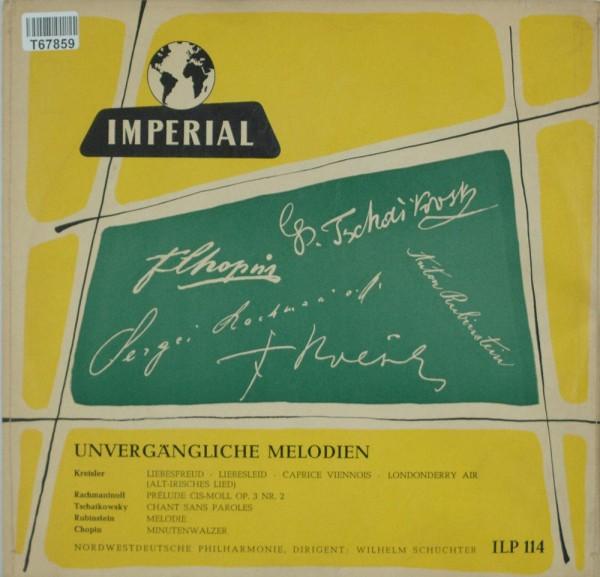 Fritz Kreisler, Sergei Vasilyevich Rachmani: Unvergängliche Melodien