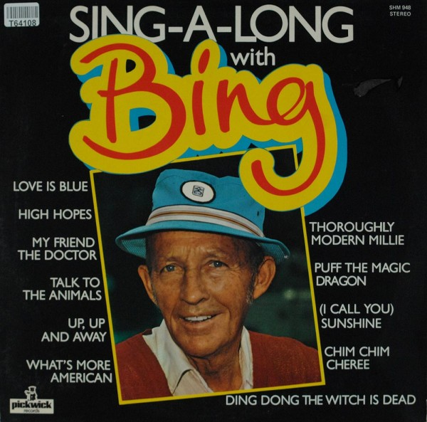 Bing Crosby: Sing-A-Long With Bing