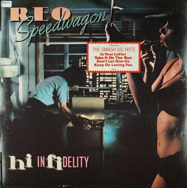 REO Speedwagon: Hi Infidelity
