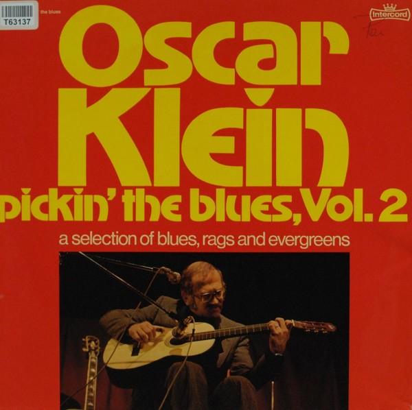 Oscar Klein: Pickin' The Blues, Vol. 2