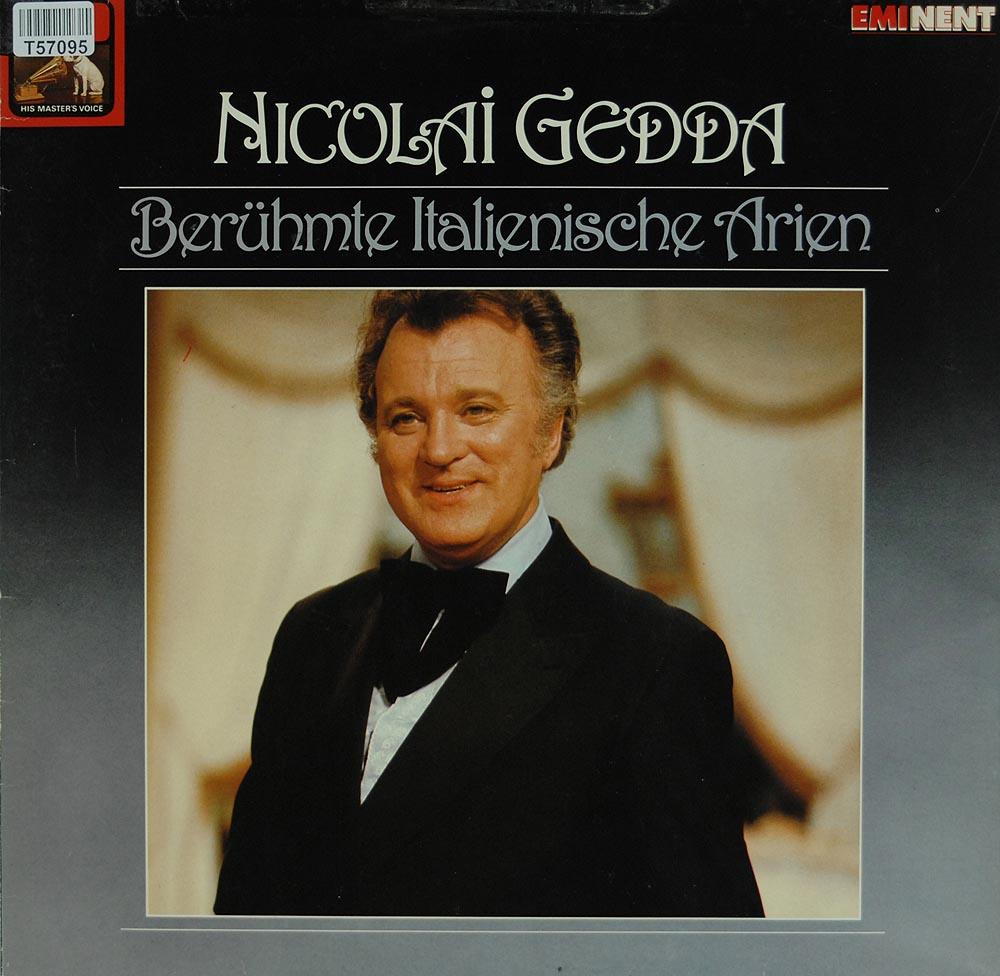 nicolai gedda ber hmte italienische arien lieder arien klassik gebrauchte lps und cds. Black Bedroom Furniture Sets. Home Design Ideas