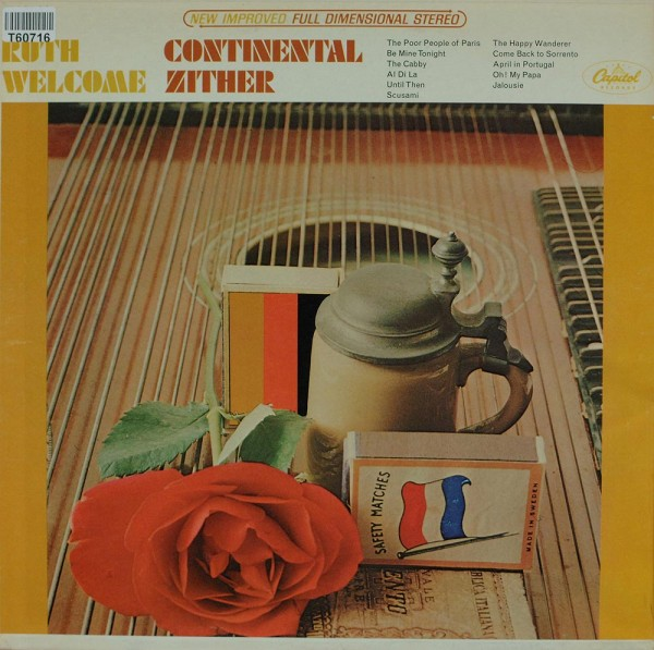 Ruth Welcome: Continental Zither