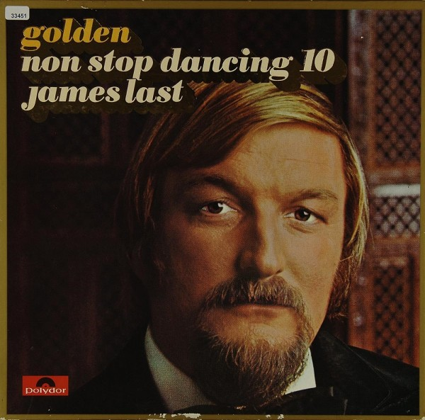 Last, James: Golden Non Stop Dancing 10